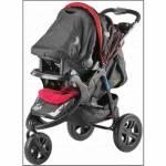 Babyhope Bh-606A Galaxy Jogger 3 Tekerli Travel Puset Set 2 Li Takım Bebek Arabası Taşıma Ve Araba