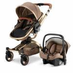 Baby Hope Bh-3005 Turner 360 Trio Puset Travel Sistem Bebek Arabası