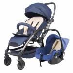 Babyhope Lavida Plus Travel Sistem Bebek Arabası Mavi
