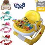 Babyhope Yürüteç Sallanır Müzikli Yürüteç Hoppala--6 Renk--Kiwi