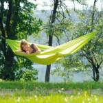 Bundera Cep Hamak Piknik Hamağı Kamp Hamağı Bahçe Salıncak Hamak Cep İçine Sığan Pratik Bahçe Hamak