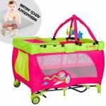 Hattrick Baby Star Park Yatak Bebek Oyun Parkı Sepet Beşik Hamak Bebek Beşiği